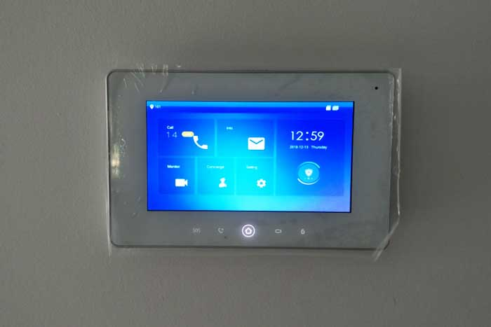 Intercom Installation Speedy Security