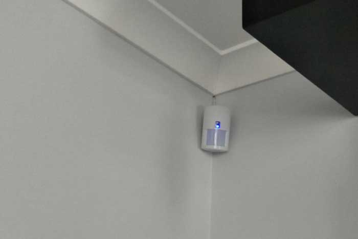 Alarm PIR Sensor installation Speedy Security
